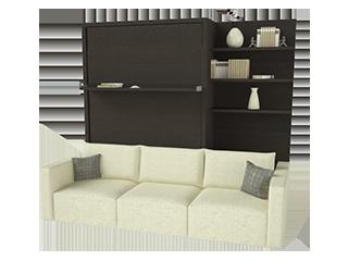 Smarti мебель трансформер шкаф кровать с подъемным механизмом